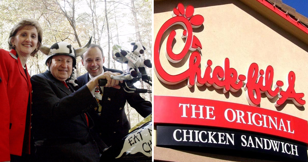 dsfsdfsdfsss.jpg - The Ceo Of Chick-fill-a Committed His Father to Maintain the Rule of Staying Closed on Sundays and Giving Preference to Christian Values