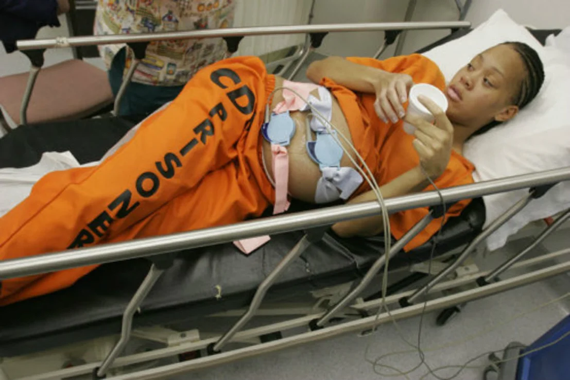 15 Photos That Show The Life Of Pregnant Women In Prison ...