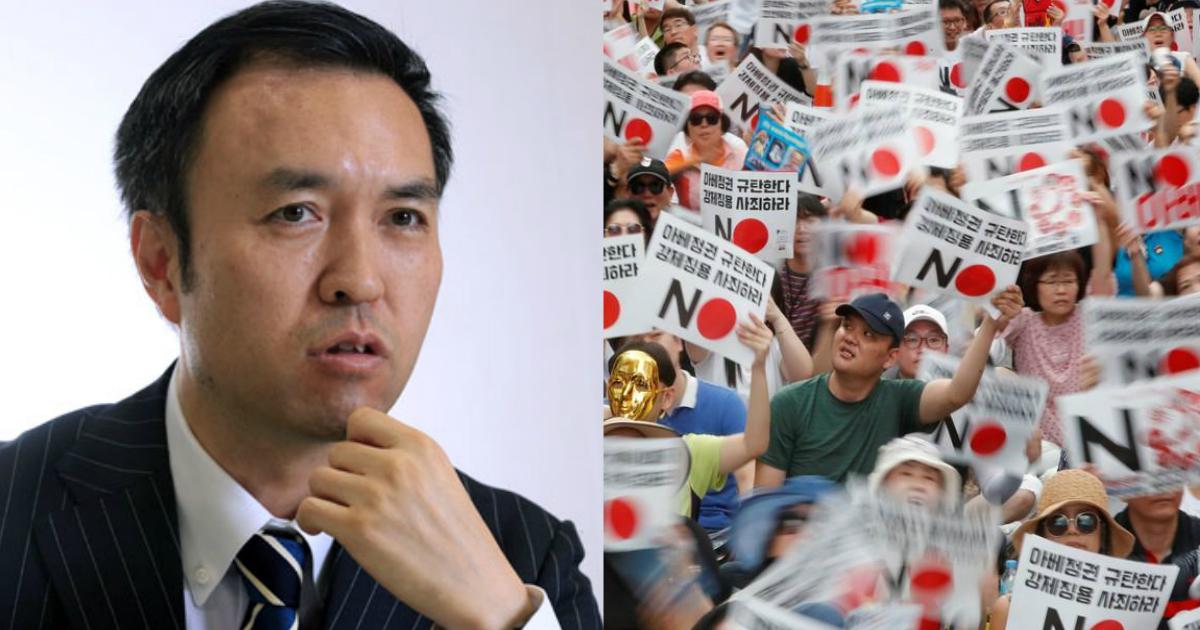 kann.jpg - 玉川徹氏が悪化する日韓関係について言及「韓国に行ったことあるんだろうか」