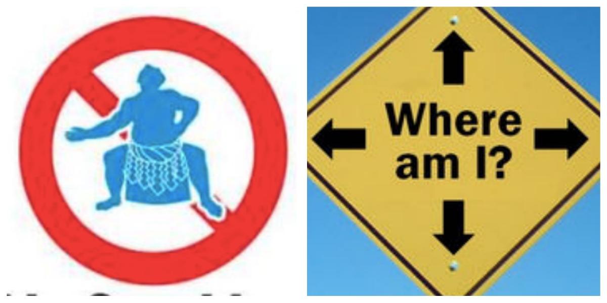 collage fotor 12.jpg - 世界の「ナニコレ?!な標識!」まとめ 大男に注意の標識もある?