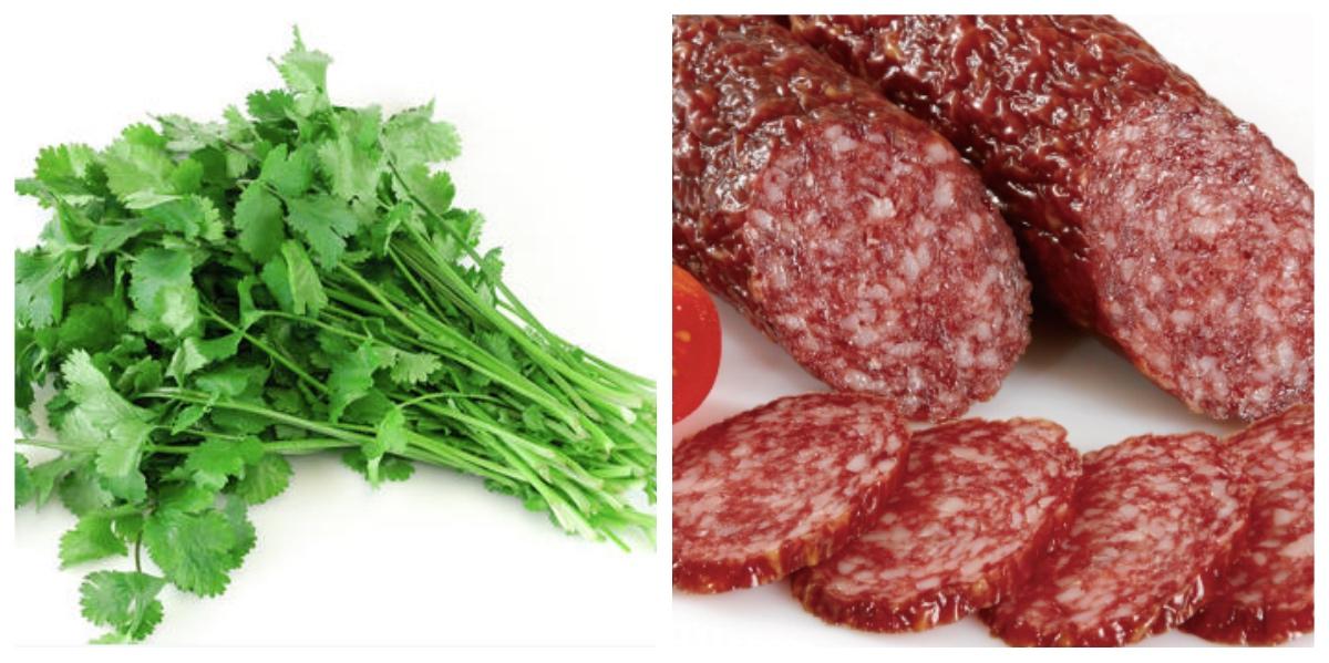 "collage fotor 16.jpg - 栄養士が「絶対食べない」と言う""意外と体に悪い食べ物!""パクチーも?!"
