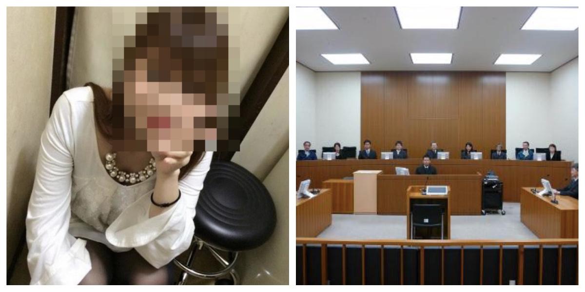 collage fotor 5.jpg - 23歳女と12歳男でわいせつ行為、女に執行猶予付き判決に批判の声が?!