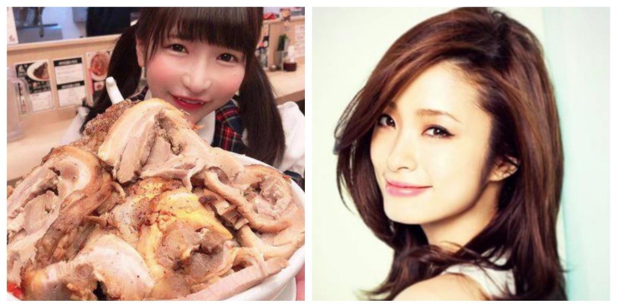 collage fotor.jpg - フードファイターの大食い記録12選!!あの大物女優も実は大食い!