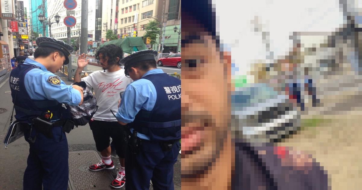 pakistan.png - 【話題】「この顔でも日本人なんです」警察官の無礼な職務質問がTwitter上で話題に‼