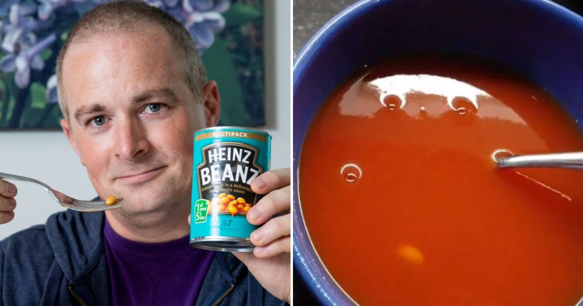 untitled design 4.png - Guy Baffled After Finding Only One Bean Inside Heinz Beanz Can