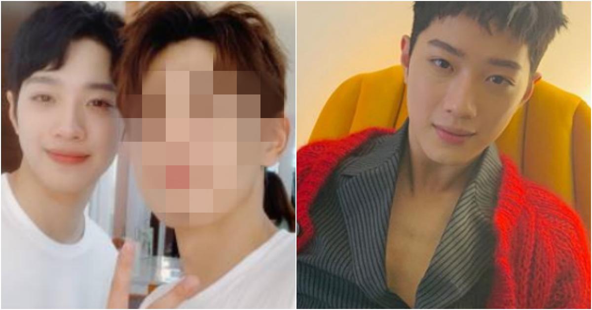 55 1.png - 팬들 울게 만든 라이관린의 근황 사진 공개돼 화제.JPG