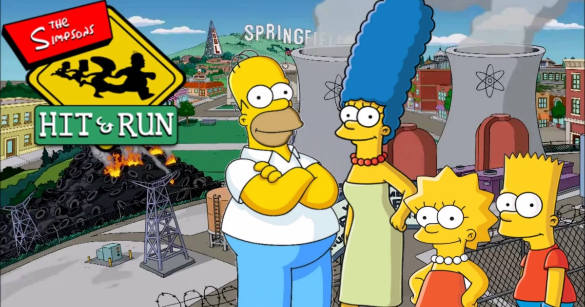a 37.jpg - The Simpsons: Hit & Run Might Be Remastered