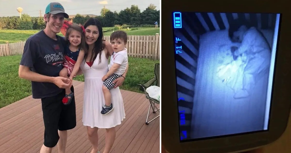a 83.jpg - Mom Thought A 'Ghost Baby' Was Sharing Her Son's Bed, But It Turned Out To Be The Tag On The Mattress