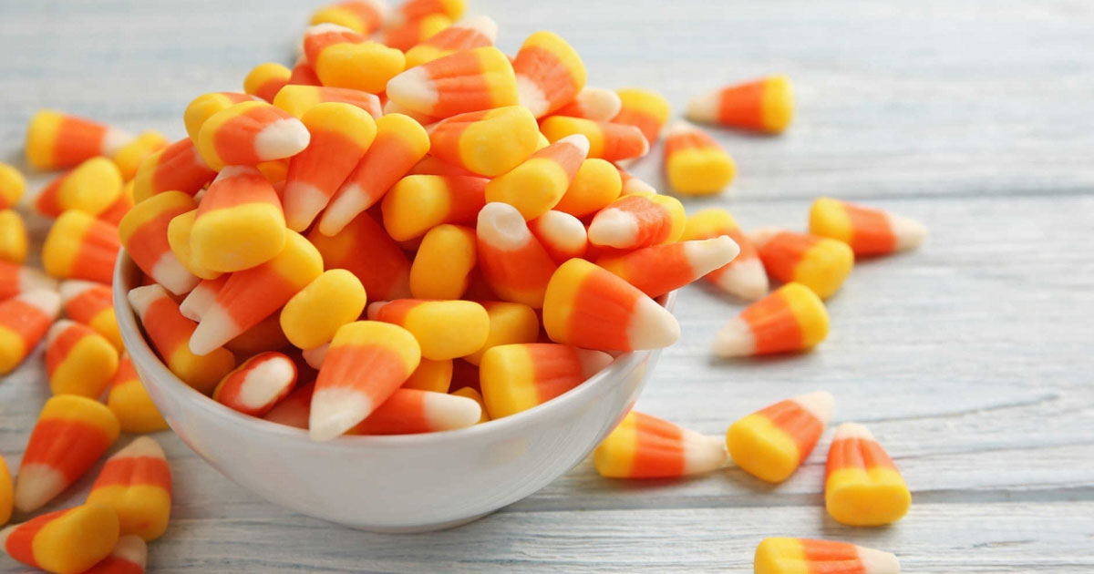 candy corn received of worst halloween candy title in a survey.jpg - Candy Corn Is The Least Favorite Halloween Candy, According To A Survey