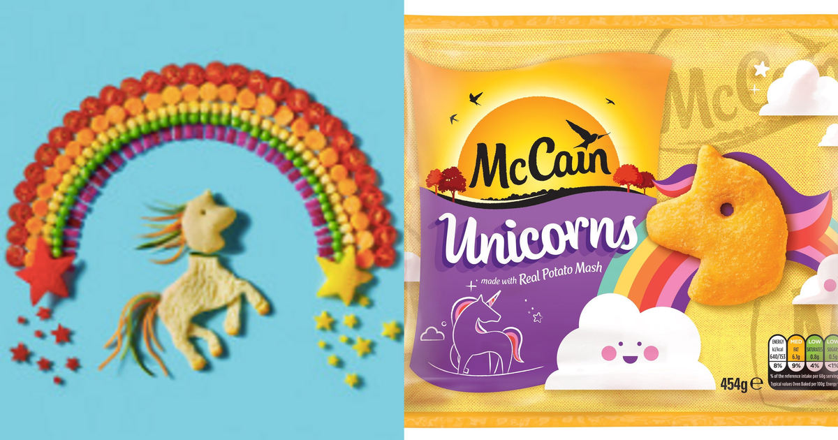 s2 4.png - McCain To Sell Unicorn-Shaped Potato Mash In Iceland