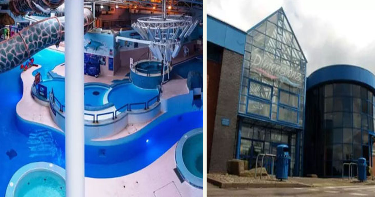 untitled 1 16.jpg - A Mom Found 'Chunks Of Feces' Floating Around In The Pool At A Waterpark