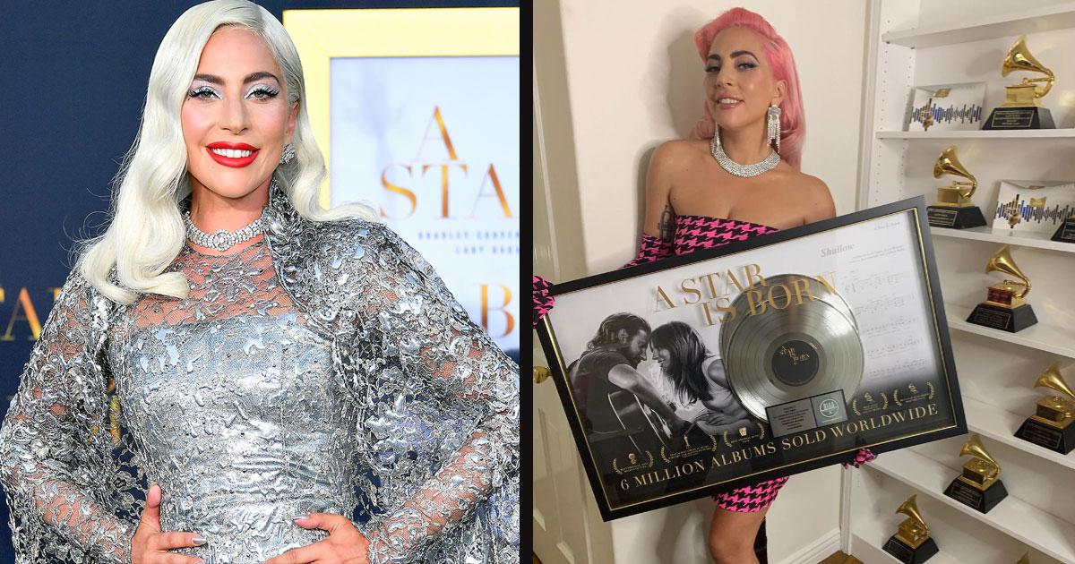 untitled 1 31.jpg - Lady Gaga Stored Her Grammys On An IKEA Shelf