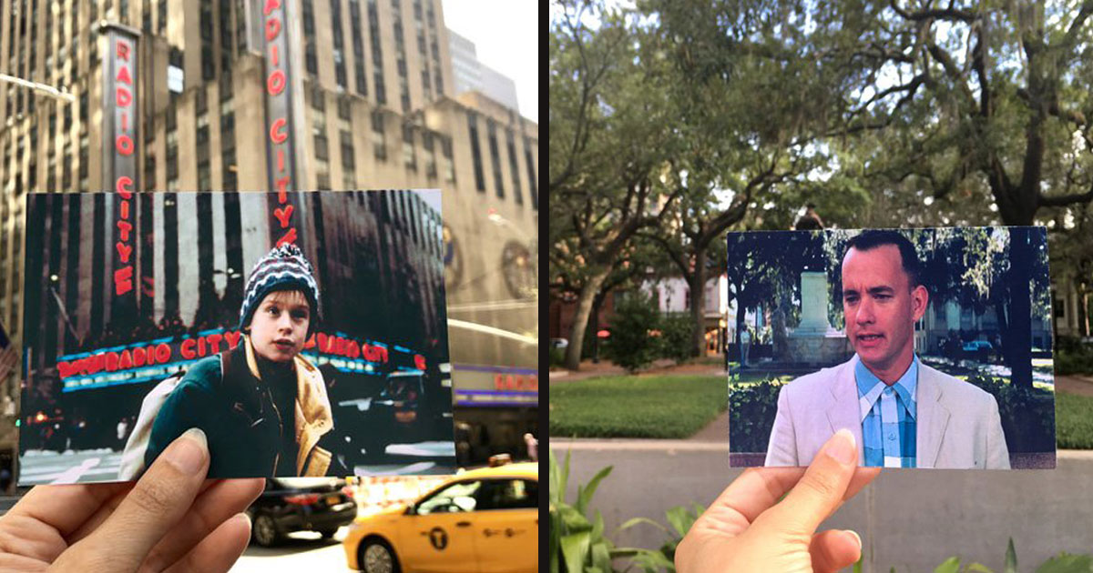 untitled 1 80.jpg - Blogger Visited Thousands Of Filming Locations To Recreate Movie Stills