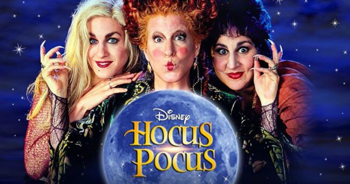 untitled design 7 1.png - 26 ans après l'originale, Disney + a annoncé une suite à Hocus Pocus