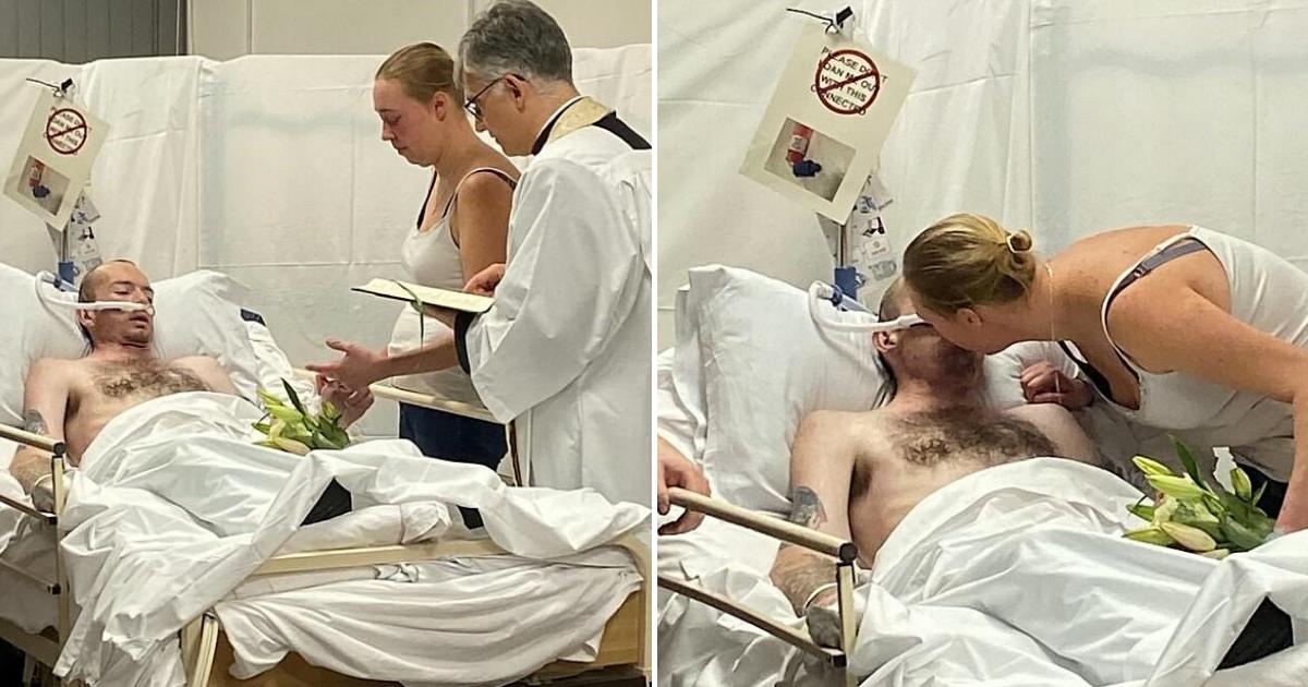 untitled design 8 1.png - Il réalise son ultime souhait en se mariant avec l'amour de sa vie à l'hôpital
