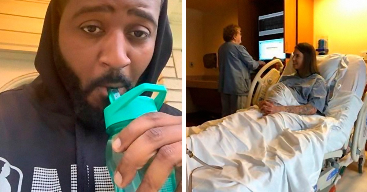 Random Guy Sent Money To Help Parents-To-Be After Being ...