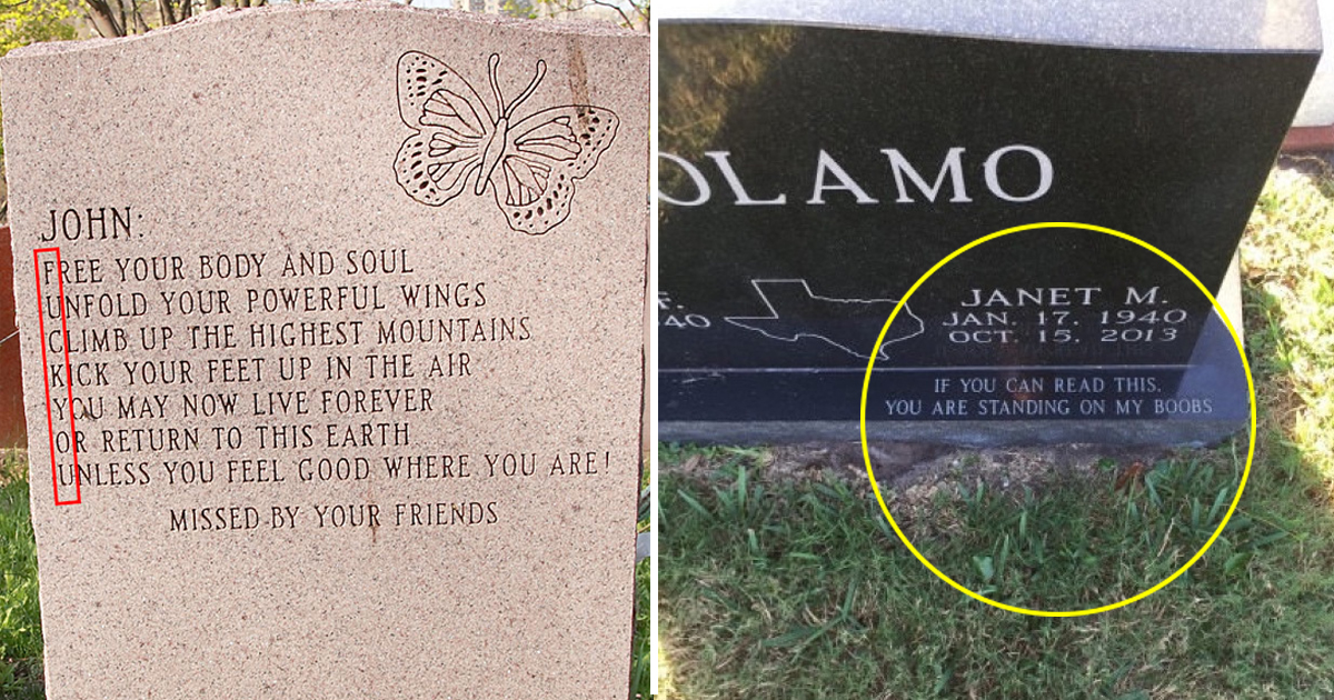 bdbdgdf.jpg - 20 Hilarious Tombstones Will Always Refresh The Sense Of Humor Of Those Who are Dead