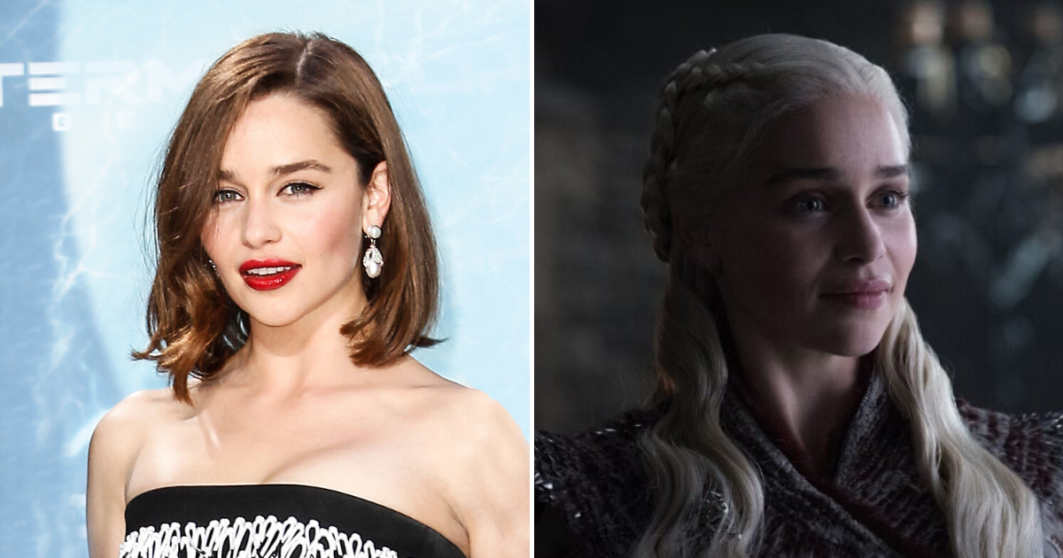 clarke6.png - Game Of Thrones Star Emilia Clarke Opened Up About 'Traumatic' Brain Aneurysms