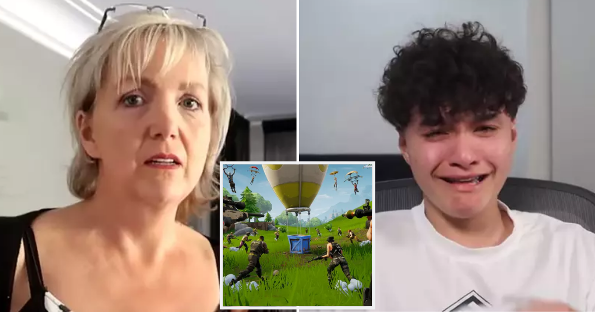 fortnite5.png - Mother Of Fortnite Pro Jarvis Kaye Hits Out At Gaming Community After Her Son Was Banned For Life