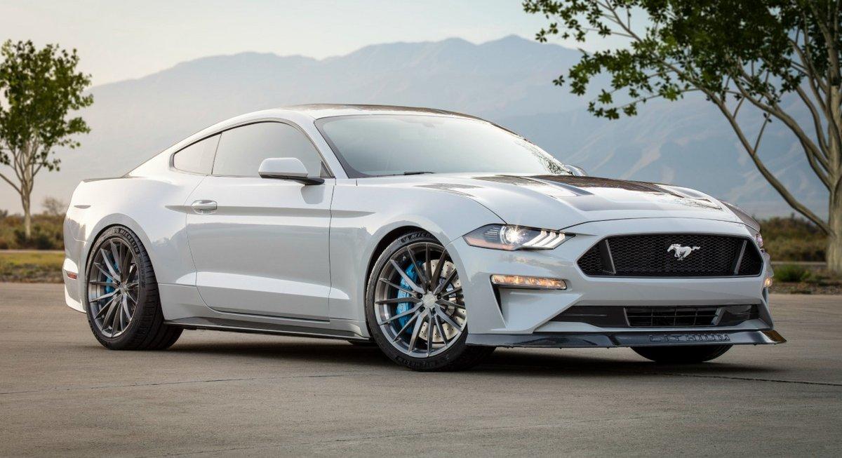mustang1.jpg - Automobile: Découvrez la nouvelle Ford Mustang 100% électrique