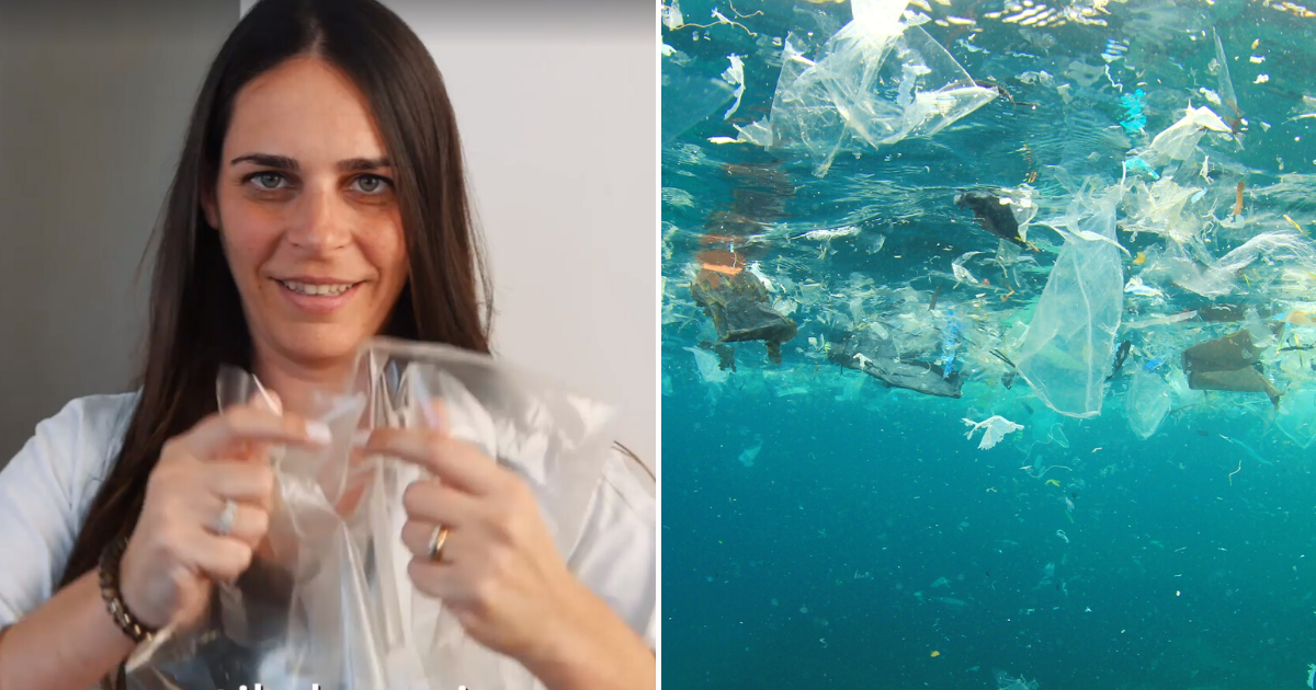 plastic4.png - Woman Invented A New Type Of Plastic That Biodegrades In Water Within Minutes