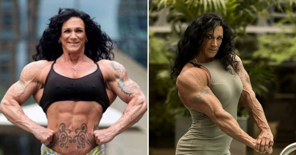 robin7.png - A Bodybuilding Grandma Shared Her Daily Routine And Hopes Her Physique Will Inspire Others