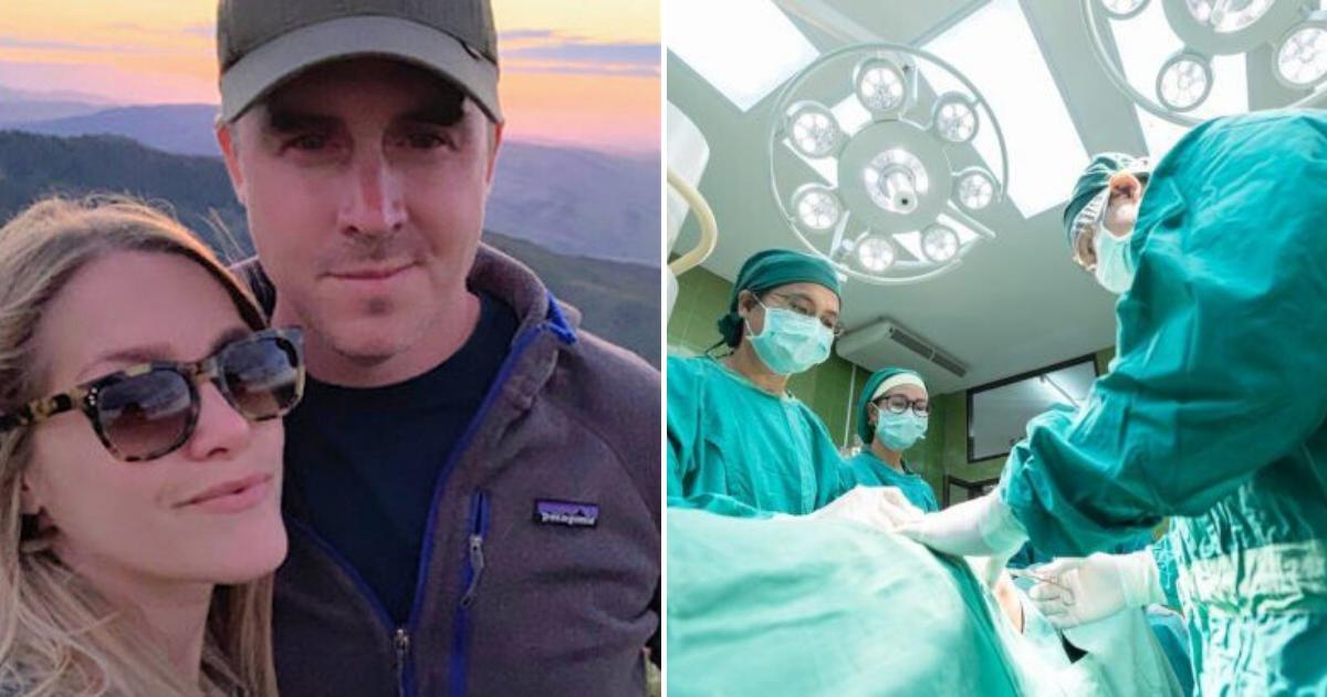 surgery5.png - Un homme de 38 ans a décidé de lutter contre le changement climatique en subissant une vasectomie