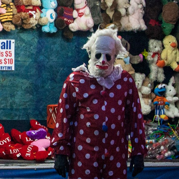 Documentary About The Real Life Pennywise Is Scarier Than It Chapter Two Small Joys