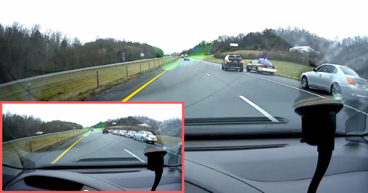 1 49.png - A Cop Pulls Over 5 Cars For Speeding Tickets All At Once