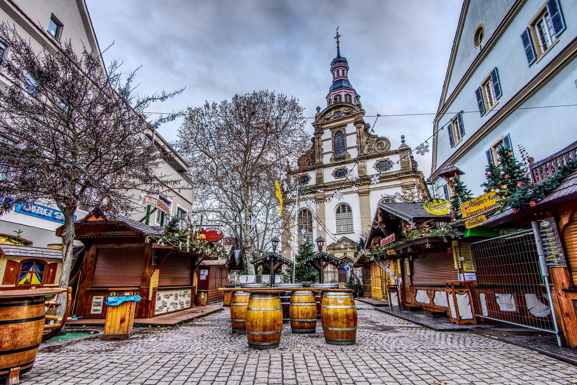 christmas market 4603893 1920.jpg - Découvrez les plus beaux marchés de Noël de France et d'Europe