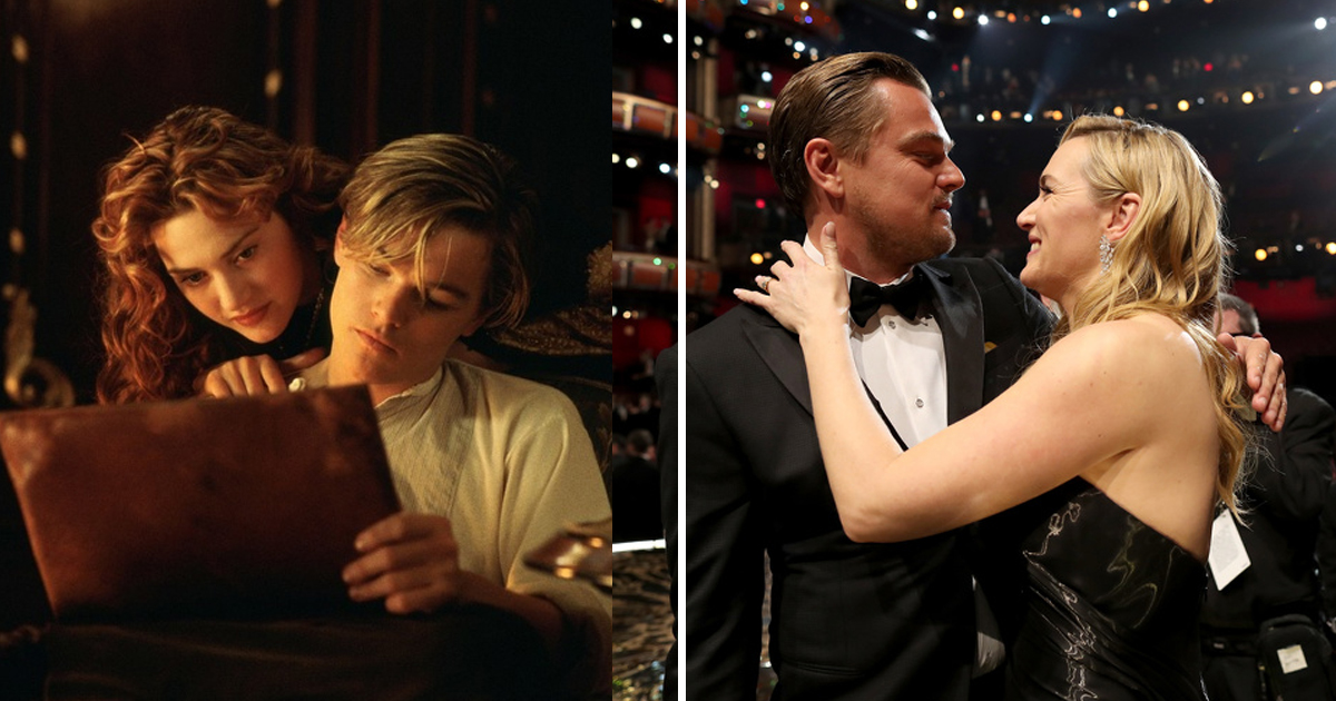dsfsdfsdf.jpg - 23 Years Of Friendship For Leonardo Dicaprio And Kate Winslet And This Is Amazing