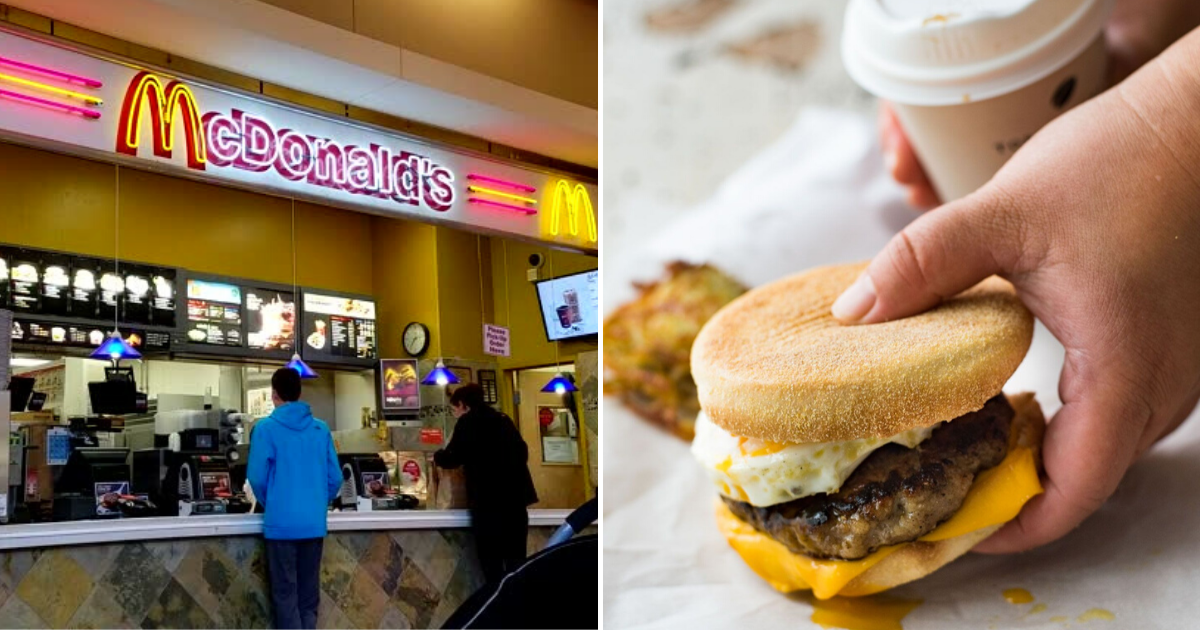 eggs4.png - Furious McDonald's Customer Found 'Moldy' Eggs Inside Her Two Sausage And Egg McMuffins