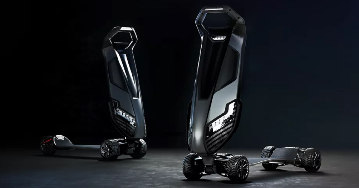 h3 6.jpg - D-Fly Group Announced An Electric Hyper-Scooter Called 'Dragonfly'