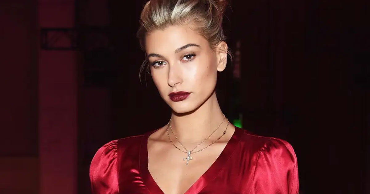 hailey baldwin reacted to pregnancy rumors.jpg - Hailey Baldwin Denied All Speculations About Her Pregnancy