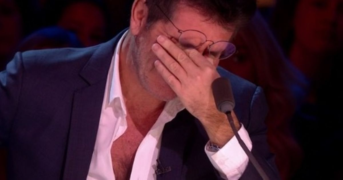 img 5de562184b2f9.png - Simon Cowell Cried Live On Camera While Listening To A Charity Single On X Factor Final