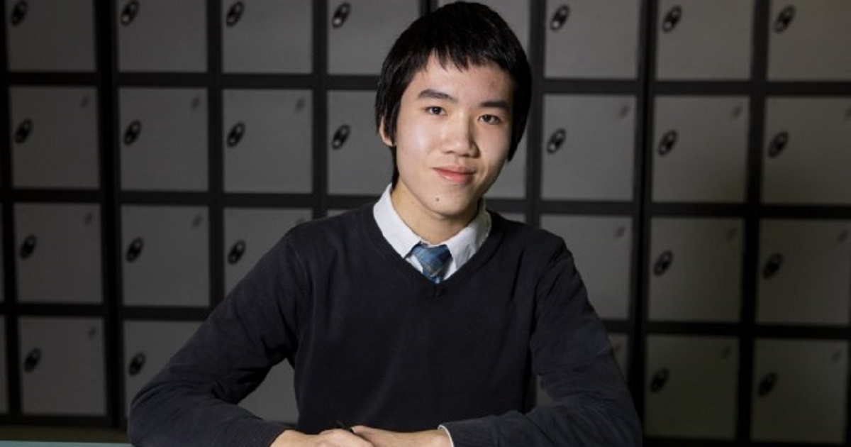 p3 2.jpg - 15-Year-Old Prodigy Who Received A Master's Degree During His Spare Time Got Accepted To A Ph.D Program