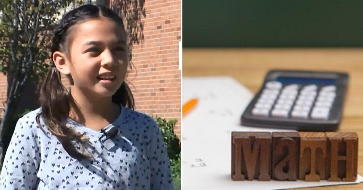 """portad 1.jpg - Niña De 9 años Se Niega A Responder La Pregunta De Matemáticas De Su Profesor Porque Era """"Ofensiva"""""""