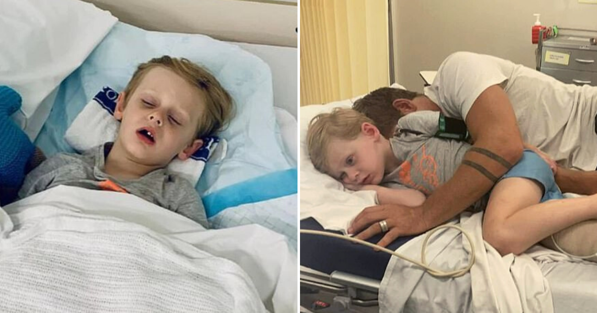 snake6.png - 4-Year-Old Boy Was Injured By 15-Foot Scrub Python Before Dad Came To The Rescue