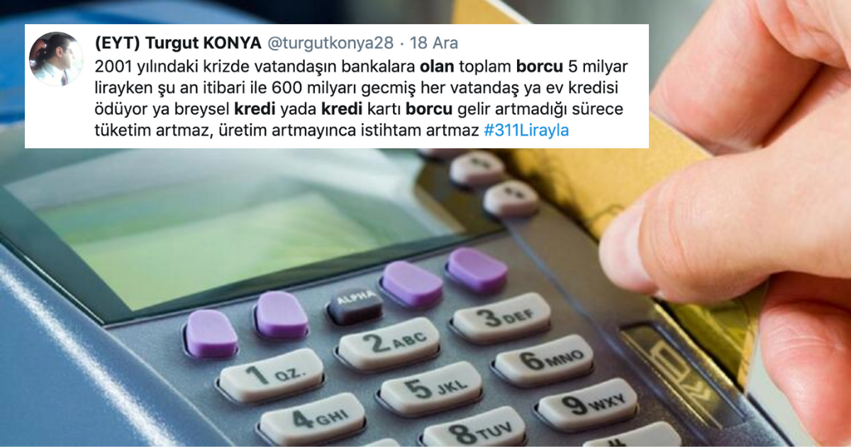 untitled design 4 3.png - Türkiye'de 2019 İtibarıyla 31,5 Milyon Borçlu Olunca Ülkece En Çok Konuştuğumuz Şey Kredi Oldu!