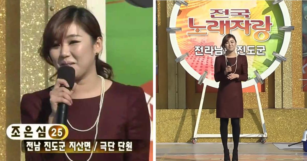 2 191.jpg - 10년 전 '전국노래자랑'에 출연했던 송가인 (영상)