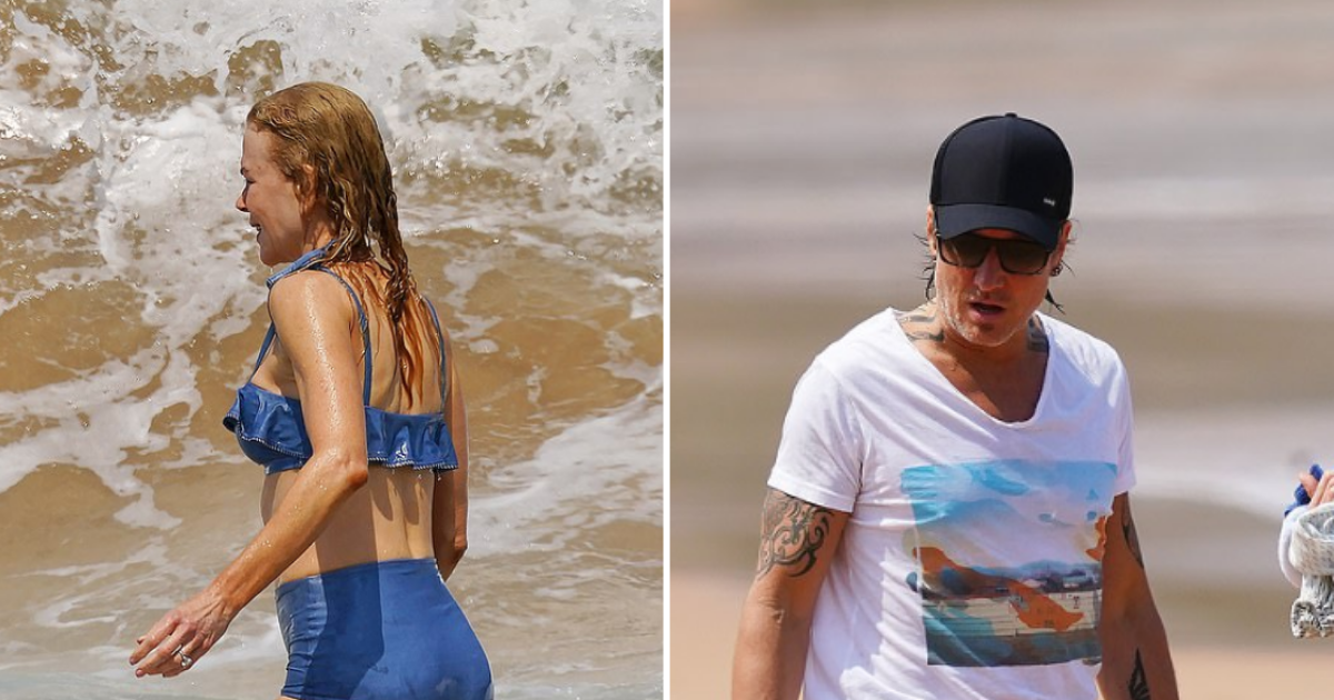 6 26.png - Nicole Kidman Went To The Beach With Her Husband Keith Urban