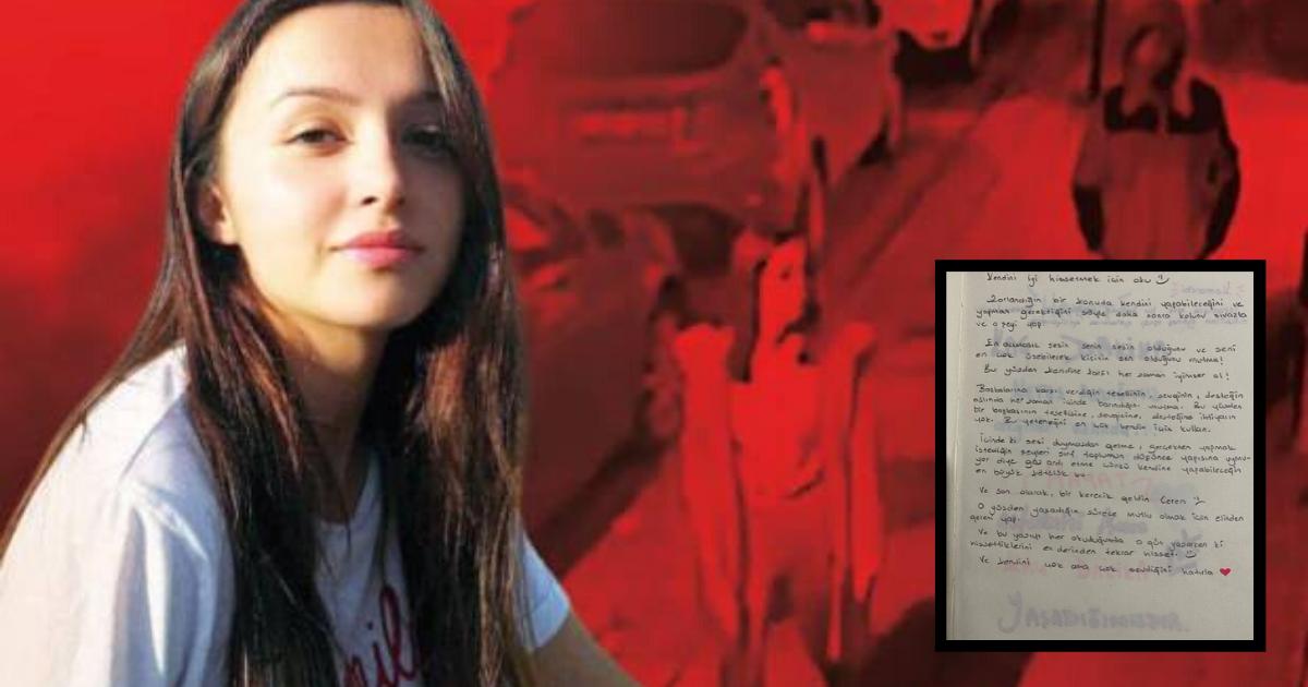 adsiz tasarim 2.png - Ceren Özdemir'den Geriye Kalan Hepimizi Duygulandıran Hayata Dair Notlar