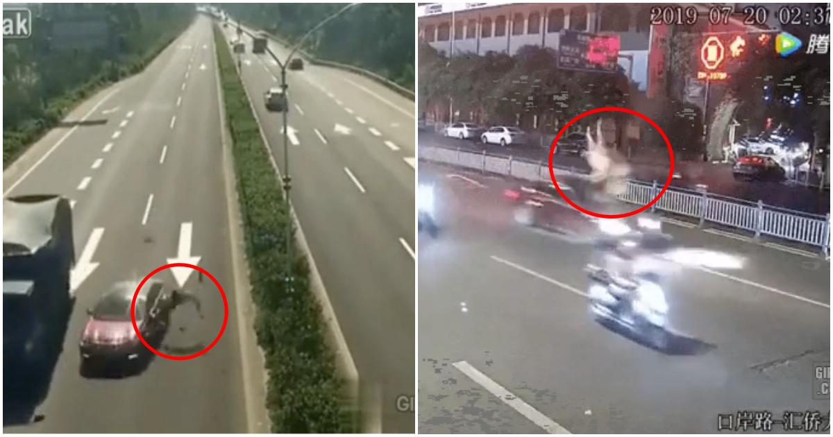 collage 242.png - 심약주의) 중국식 무단횡단 사고가 났을 때 처리법 (영상)
