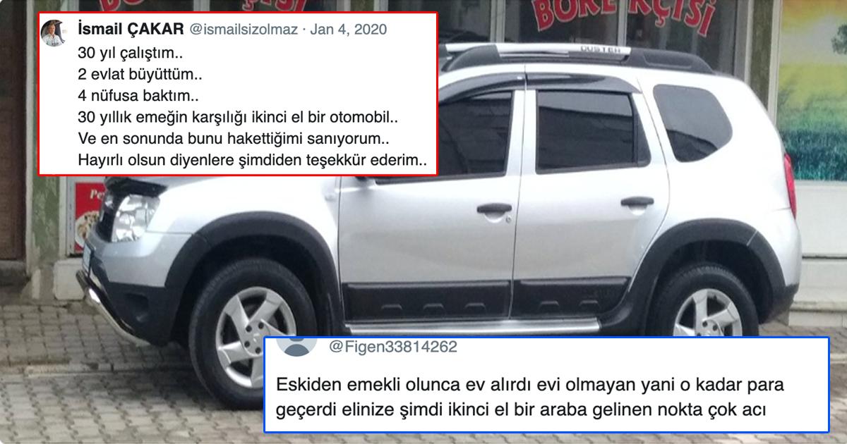 kook.png - İkinci El Araba Piyasasının Geldiği İçler Acısı Durumu Anlatan Sosyal Medya Paylaşımları