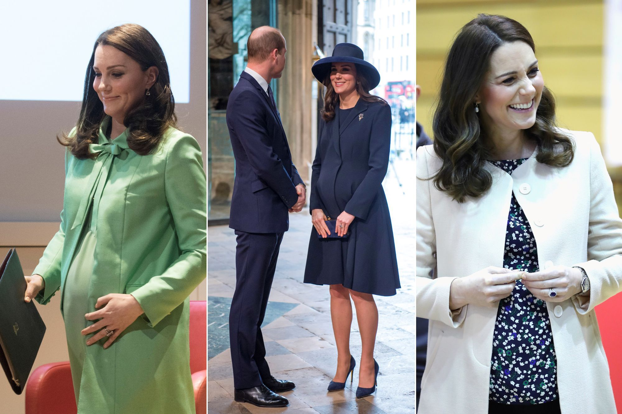 paris match 1.jpg - Kate Middleton, enceinte de son 4e enfant ?