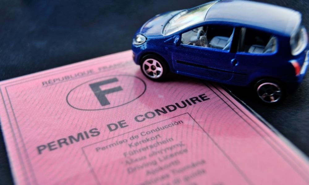 permis de conduire.jpg - Record du monde: un jeune homme a perdu son permis de conduire 49 minutes après l'avoir obtenu
