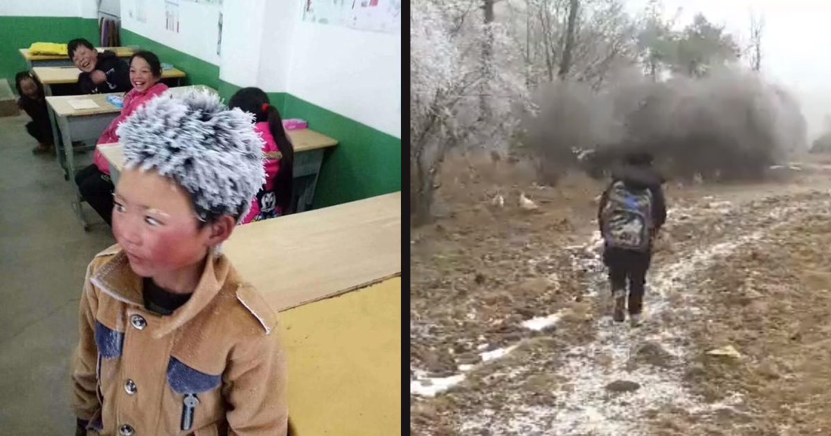 untitled 1 75.jpg - 'Ice Boy' Walked More Than 3 Miles To School In Cold Weather To Take His Test