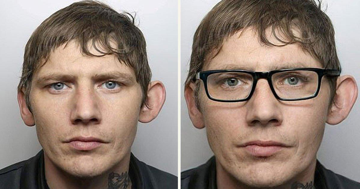 untitled 1 79.jpg - Kendini Polislerden Gizlemek İçin Sinsice Bir Plan Yaparak Gözlük Takan Hırsız