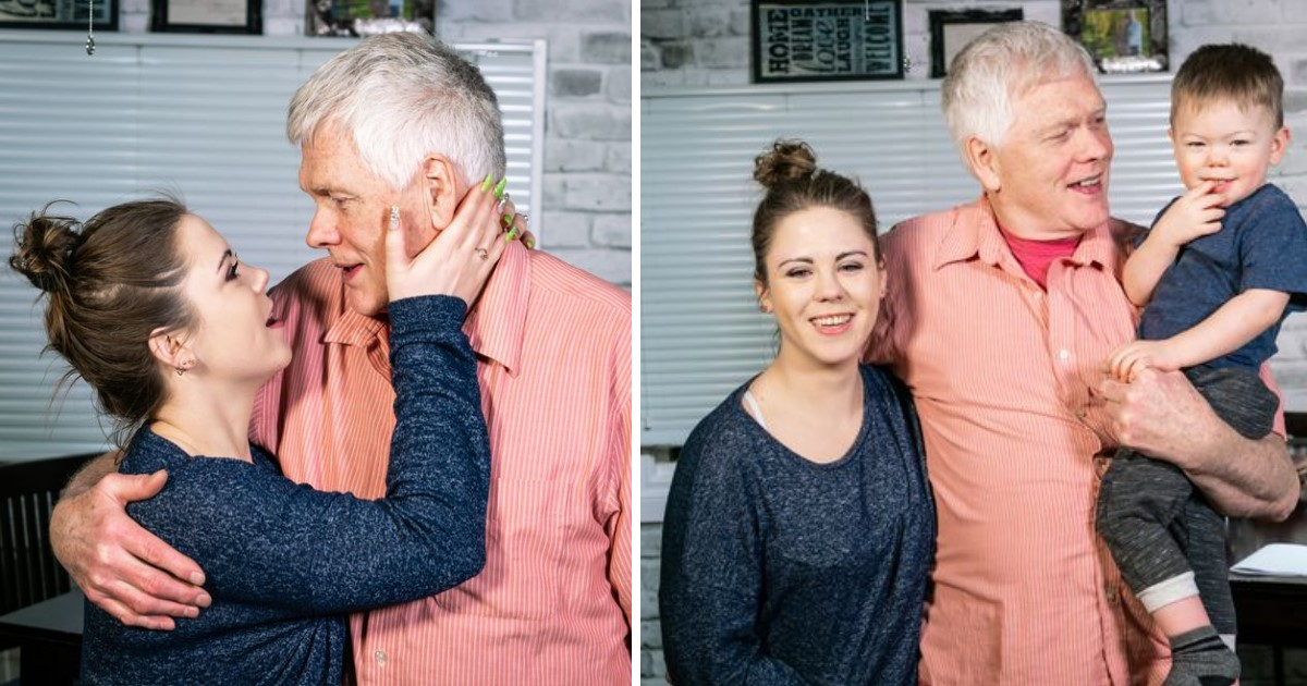 3 75.jpg - This Couple With A 45-Year Age Gap Always Receives Gazes From Strangers And Especially Due To Their Two-Year-Old Son