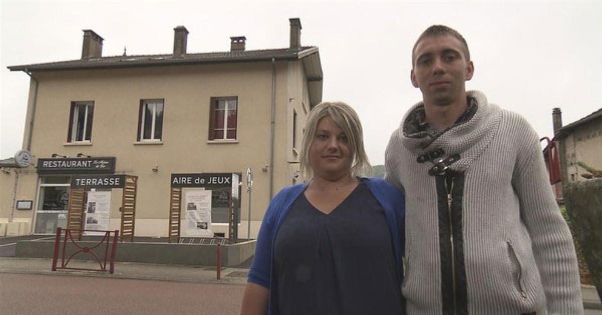 audrey et dimitri.png - Bienvenue chez nous : Un couple de participants à l'émission va porter plainte contre des internautes